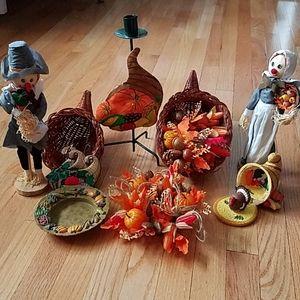 A Harvest Cornucopia Collection